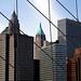 """Manhattan a través de """"El puente"""" by Luisa..."""