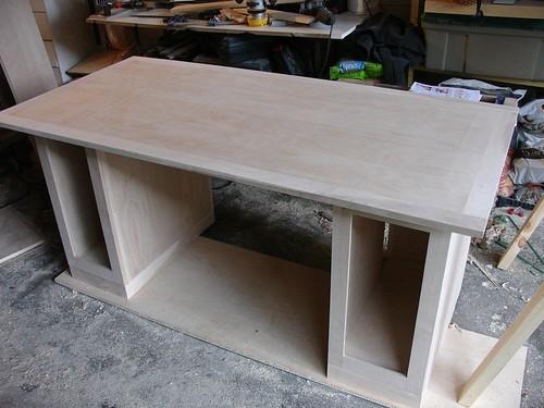 Desk Project WIP1
