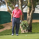 Ernie Els driving on hole #5
