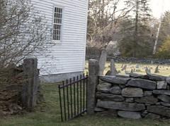 Pelham Hill Cemetery & Old Town Hall complex, Pelham Mass