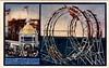 Loop The Loop Roller Coaster Coney Island by stevesobczuk