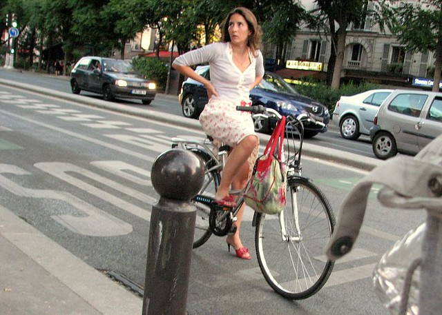 women in bicycles   a gallery on flickr