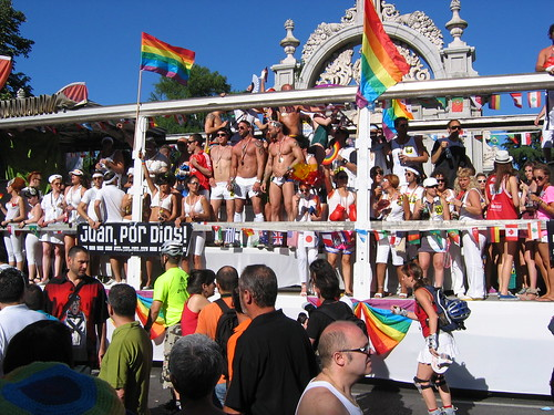 Orgullo gay Madrid 2008 14