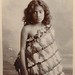Young Maori girl, about 1910