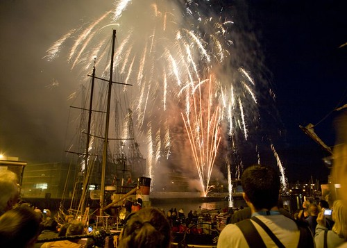 Bristol Harbour Festival 2008 - Saturday