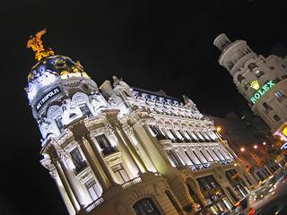 Εικόνα από Edificio Metrópolis κοντά σε City Center. madrid street españa building canon calle spain granvía tomás alcalá fano metrópolis