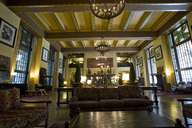 Ahwahnee Hotel Interior  Lobby of the Ahwahnee Hotel in Y…  Flickr - Photo Sharing!