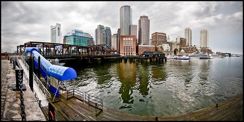 Boston Panorama :: Boston Massachusetts