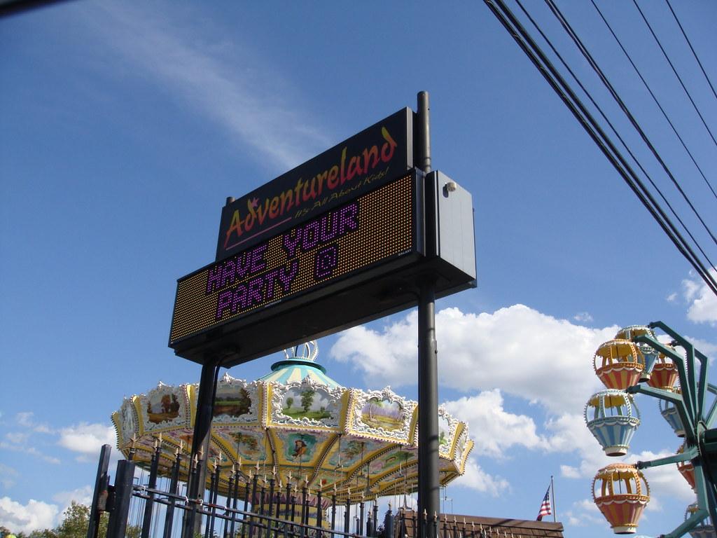Adventureland Long Island Flickr Photo Sharing