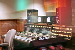 audio engineer(0.0), electronic device(1.0), room(1.0), studio(1.0), recording(1.0),