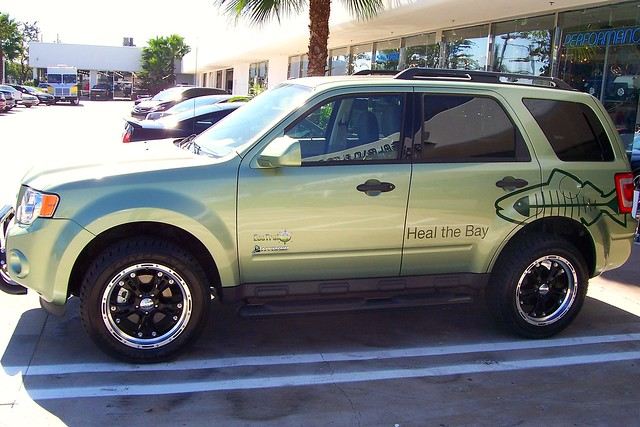 2004 Ford Escape Pimped Out