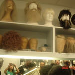 Wig Department, ABC Ultimo Centre, Sydney