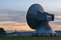 Antenna meets Chapel