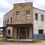 Melroy Building in Alamo Village, Texas (alamovillage017)