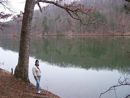 Karen At Greenbo Lake Flickr Photo Sharing