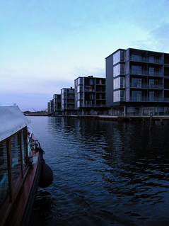 teglværkshavnen housing, tegnestuen vandkunsten 2008