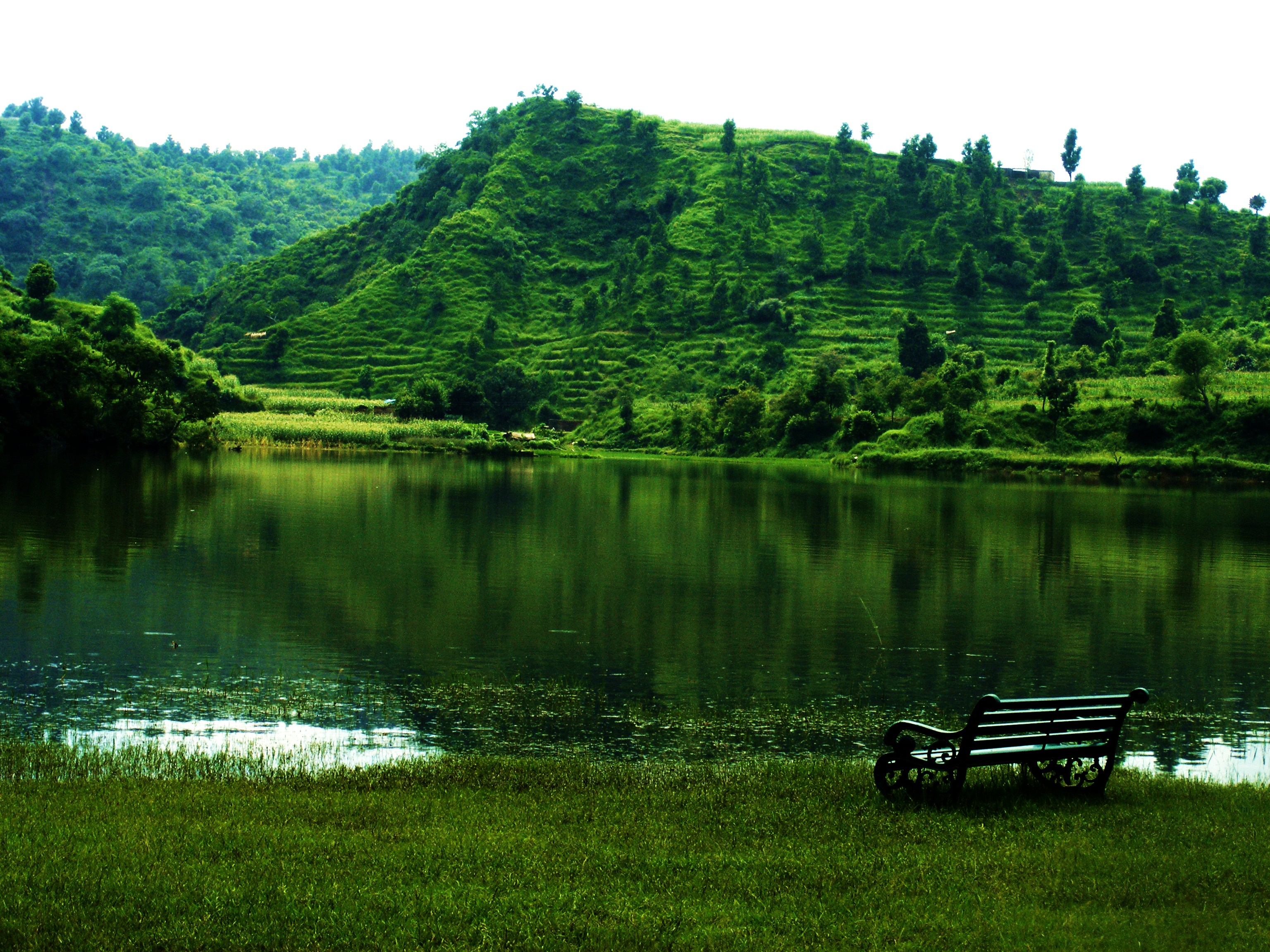 20 Super Awesome Tourist Places Near Delhi In Monsoon