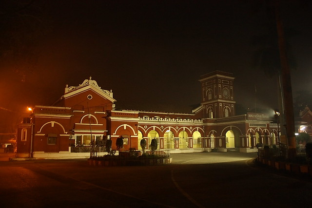 Nagar Nigam City Hall Jabalpur Flickr Photo Sharing