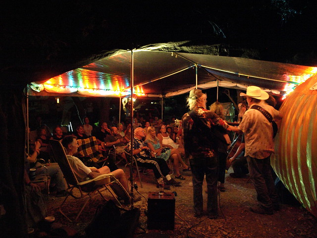 Camp Sweetness & Light Campground Concert