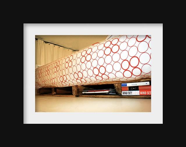 pallet loft bed. | Flickr - Photo Sharing!