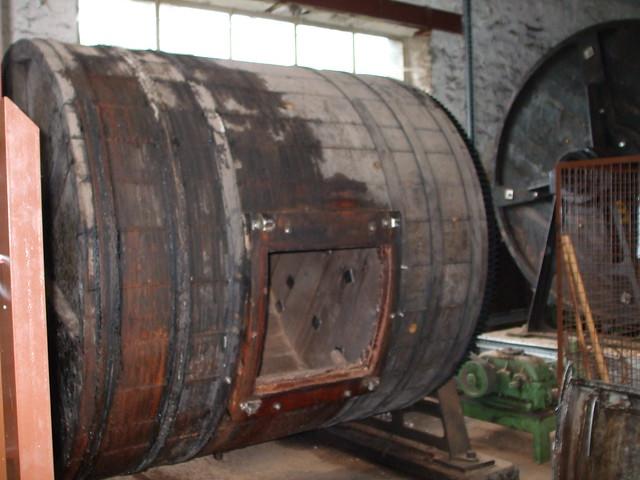 Tanning barrell