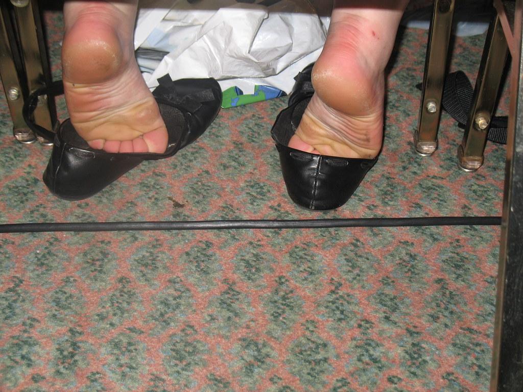 Stinkiest feet in the world