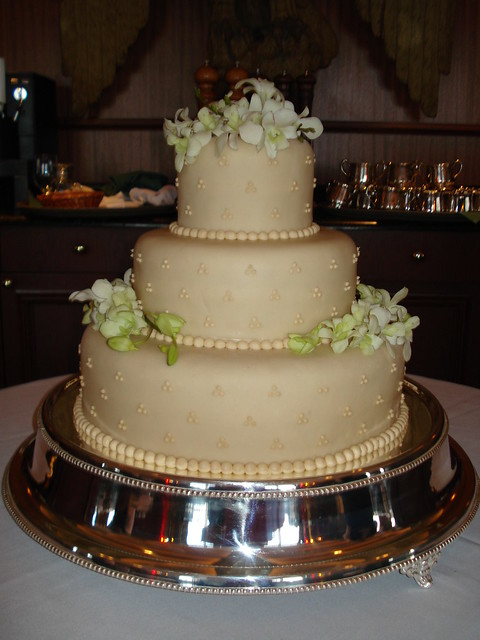 Marzipan Wedding Cake Flickr Photo Sharing