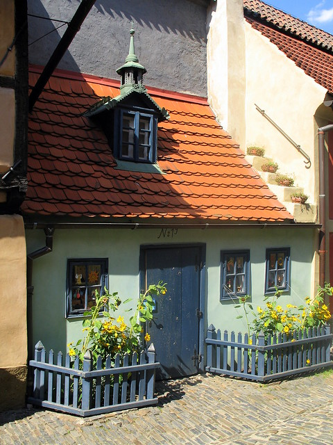 Alchemist 39 S Cottage Prague Flickr Photo Sharing