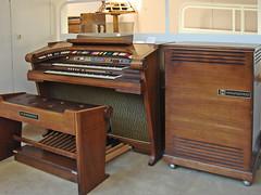 Orgue Hammond (musée des instruments de musique, Berlin)