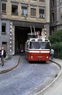 TCL, Lyon trolleybus 471