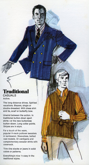 Traditional Casuals