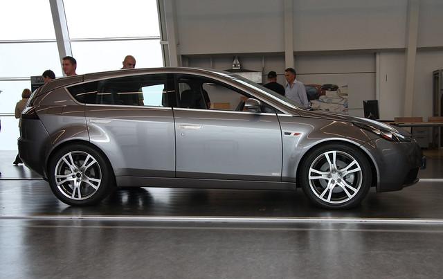 Lotus APX crossover SUV concept car