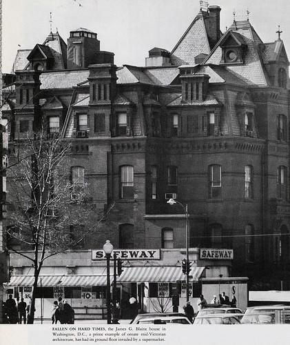 Victorian Safeway, 1965