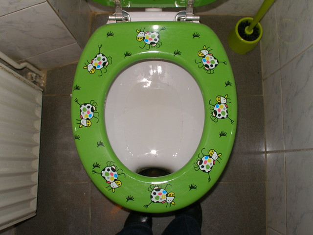 German Shelf Toilet 019 - German Shelf Toilet