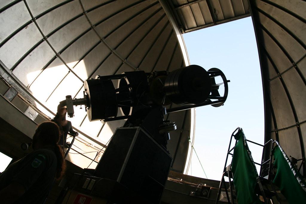 Goldendale Observatory | Inside the Goldendale Observatory