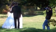 Its a wedding couple!