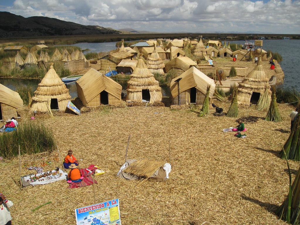 Floating Island community