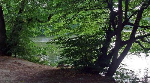 Les eaux du bois de Vincennes viennent de la Marne, toute proche