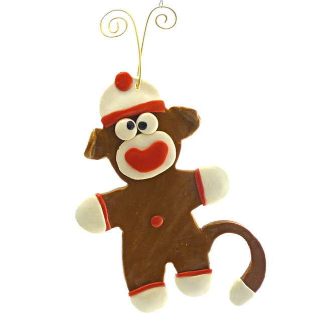 The Gingerbread Sock Monkey | Flickr - Photo Sharing!