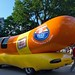 W is for Weiner-Mobile