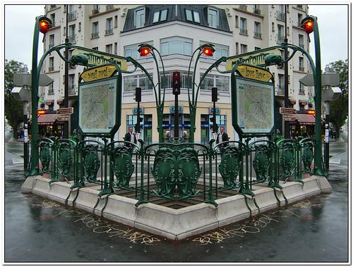 Métro Louis Blanc
