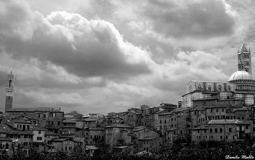 Siena's Clouds
