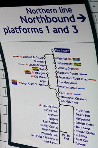 Northern Line | Flickr - Photo Sharing!