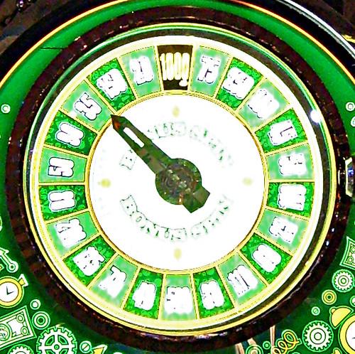 Pogo roulette