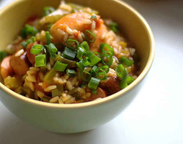 Sausage and Shrimp Jambalaya | Flickr - Photo Sharing!