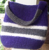 felted rowan handbag