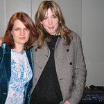 Beth Orton at WFUV with Claudia Marshall