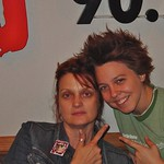 Erin McKeown at WFUV with Claudia Marshall