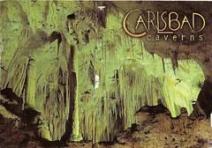 USA, Carlsbard Caverns