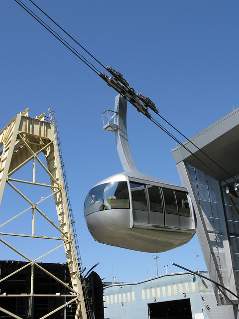 Portland Aerial Tramway